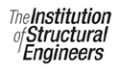 Logo of The Institution of Structrual Engineers. DCL Civil and Structural Engineers in London