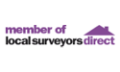 Logo of Local Surveyors Direct. DCL Civil and Structural Engineers in London
