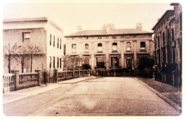 DCL Consulting Civil & Structural Engineers. St Joseph's Hospice in 1905
